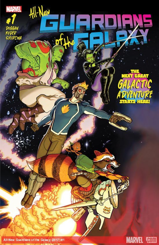 all-new guardians of the galaxy 1