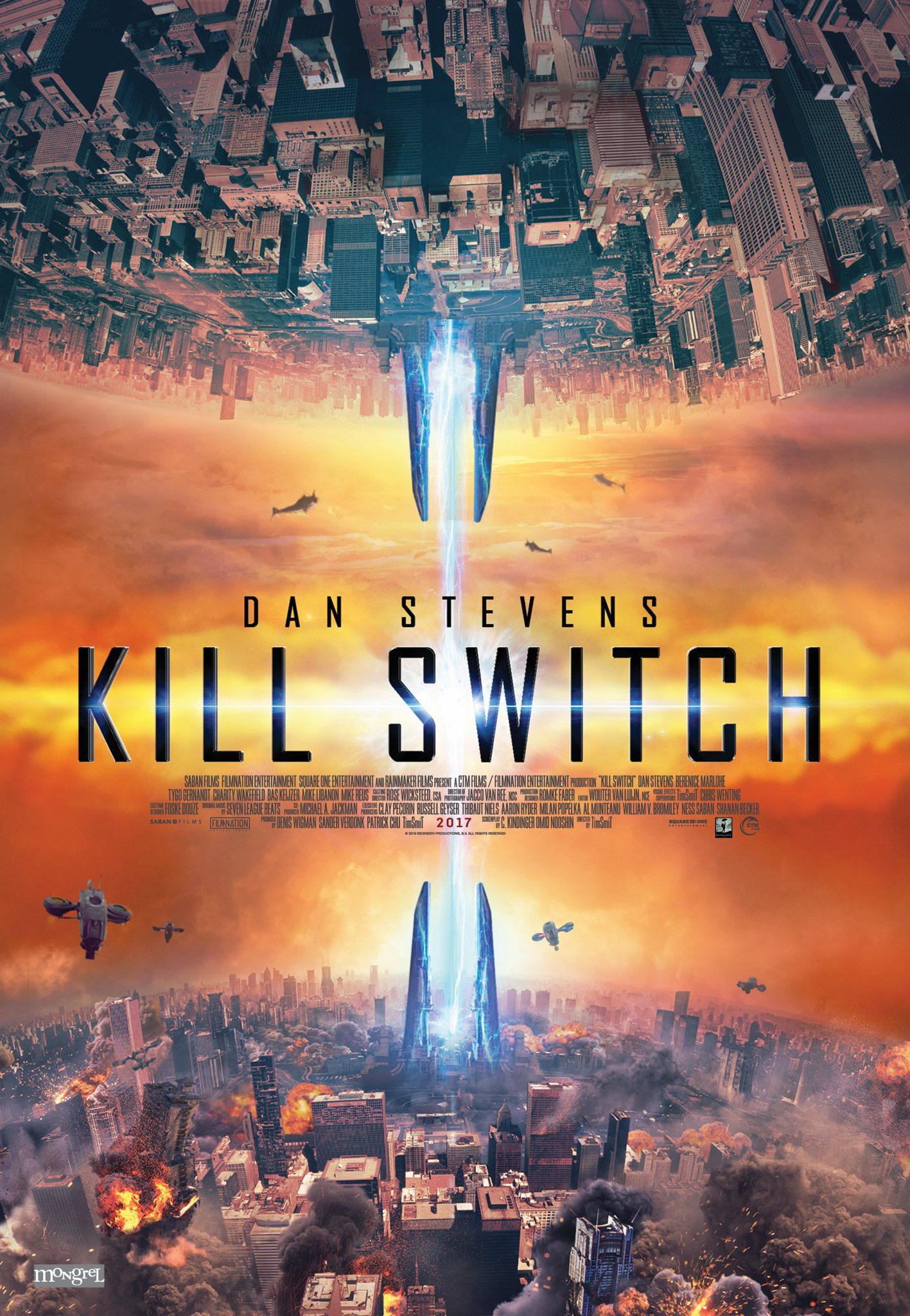 New 'Kill Switch' Trailer And Posters - Bleeding Cool News ...