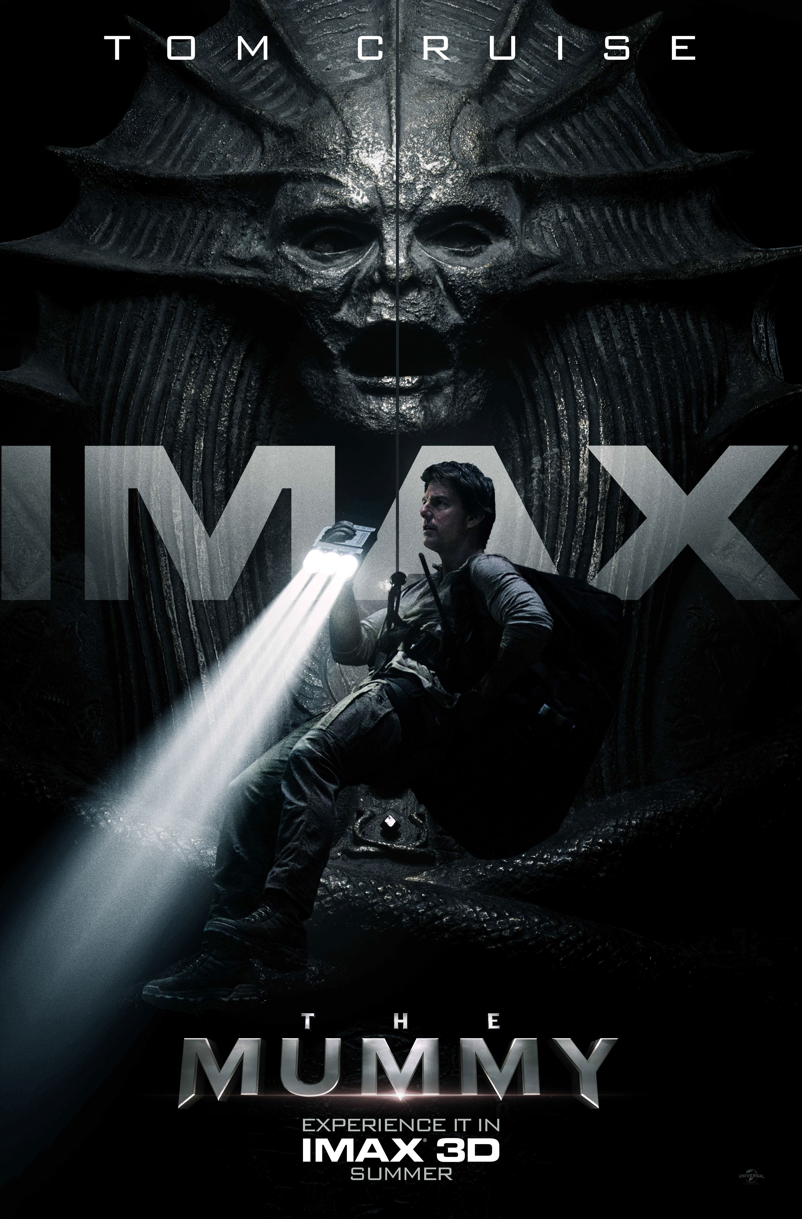 IMAX Releases A New Poster For 'The Mummy' - Bleeding Cool ...