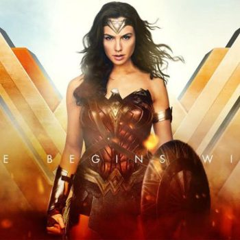 wonder woman Comic Book Movies 2017