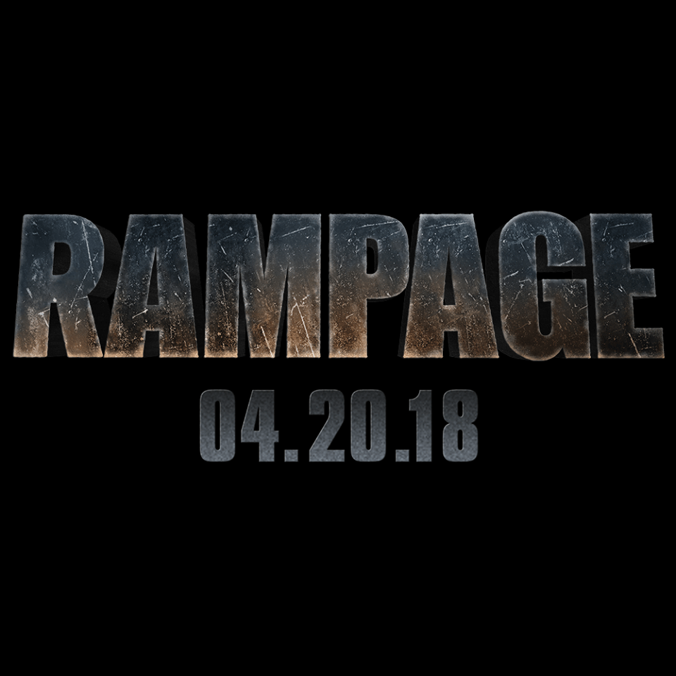 Dwayne Johnson Looks Bloody And Beaten In This New 'Rampage' Set Photo
