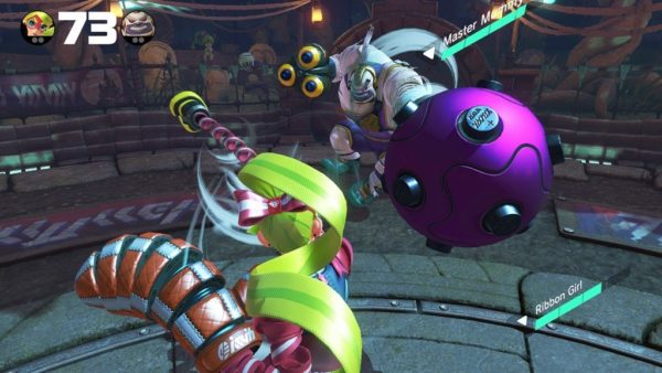 'Arms' Gets An Update, But Nothing Related To Characters