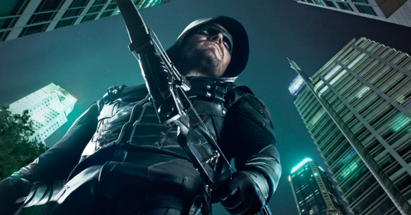 Stephen Amell in Arrow Recap