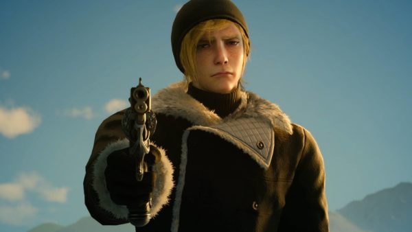 third person shooter mode that s what final fantasy xv was missing