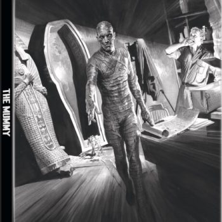 The Mummy Alex Ross Steelbook