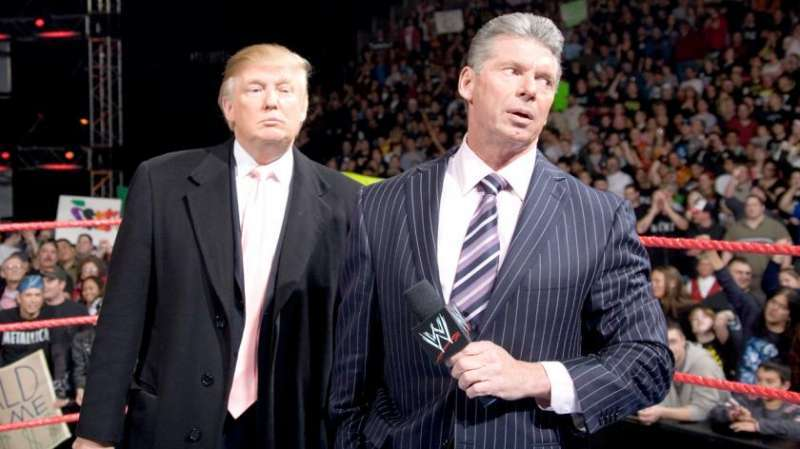SummerSlam Protestors Want Donald Trump Out Of The WWE Hall Of Fame