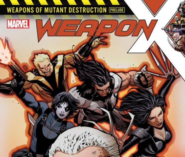 Weapon X #4 Review