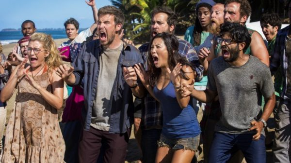 Wrecked TBS Comedy Returns