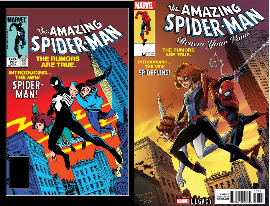 The Comic Book Industry Isn't Changing Over A Bunch Of F@#%ing Homage Covers 2