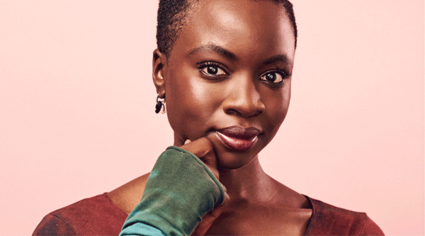Danai Gurira can do The Walking Dead and Avengers: Infinity War