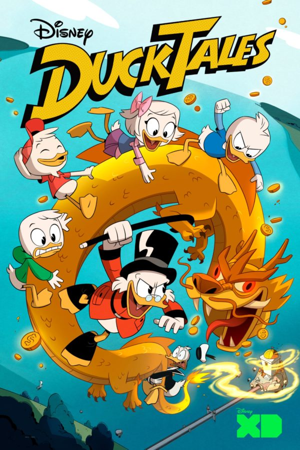 Disney XD Announces DuckTales Premiere Date New Theme To Obsess
