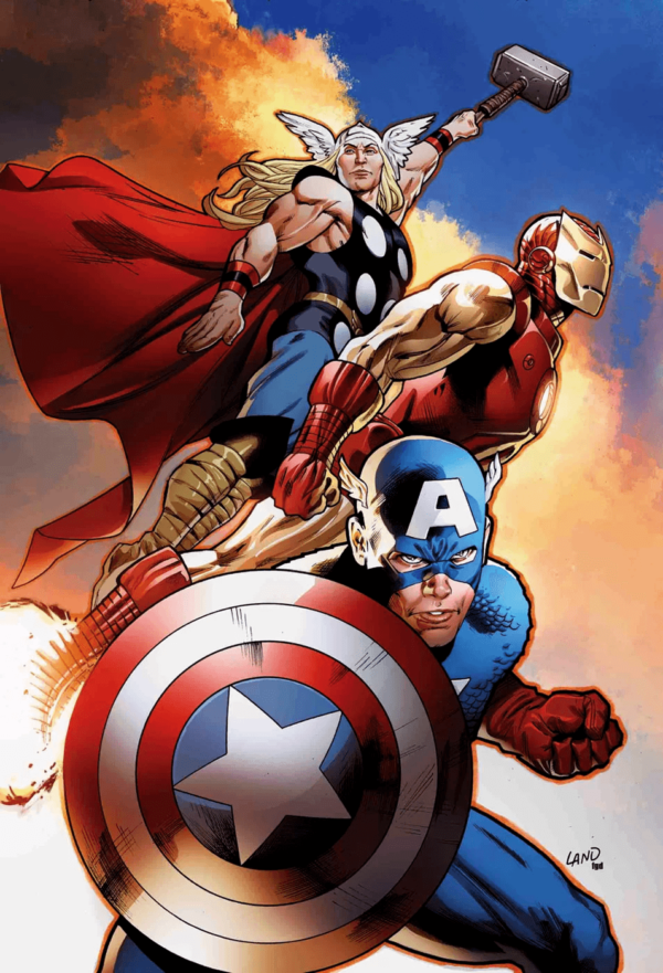 Marvel Comics' Big Push For 2018 Will Be The Avengers, Shockingly
