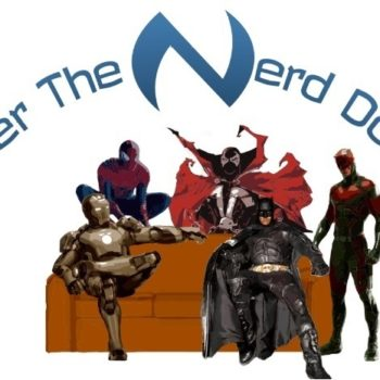 nerd dome podcast logo Ready Player One
