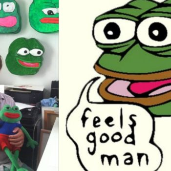 pep the frog matt furie