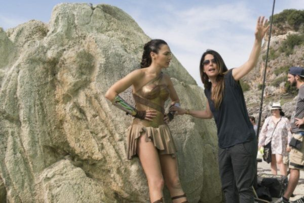 "Patty Jenkins Thinks The Response To Wonder Woman Is ""Incredible"""