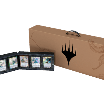 2017 Magic The Gathering SDCC Exclusive 5-1