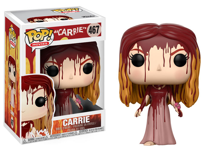 Image result for stephen king funko pop carrie