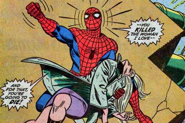 Can There Ever Be Another Moment Like Gwen Stacy's Death?