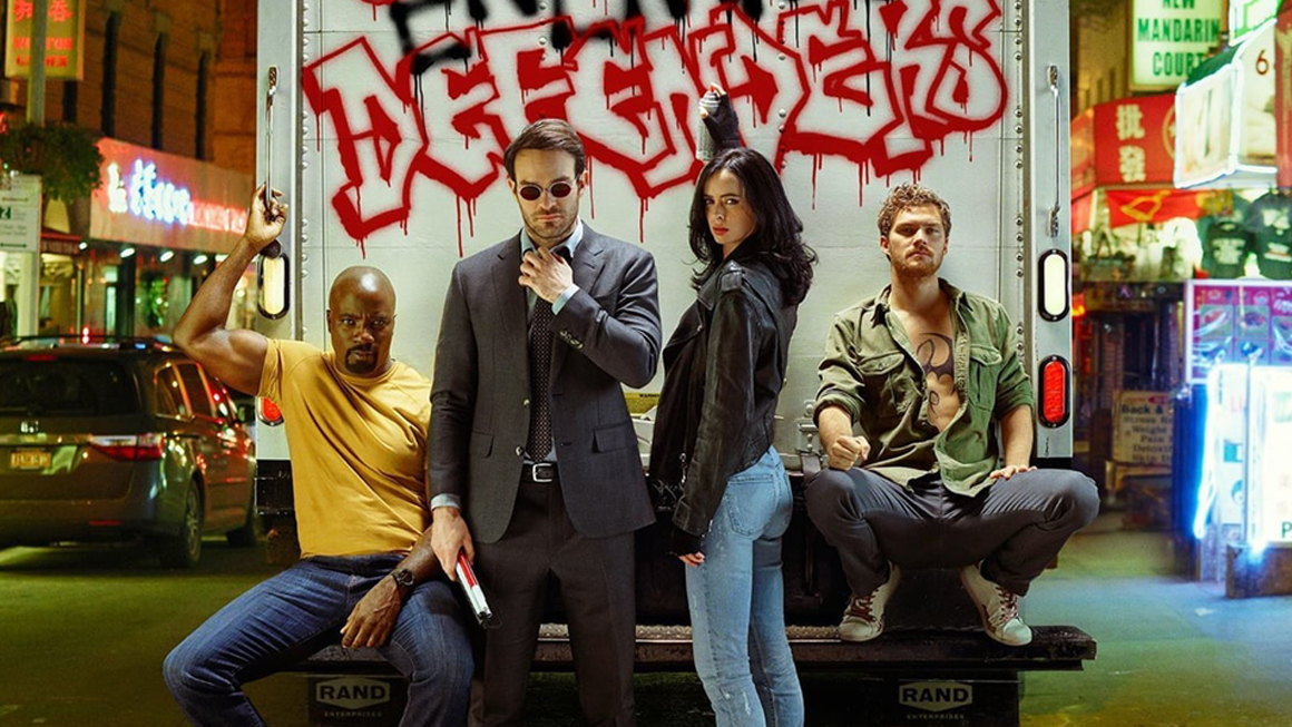 Image result for the defenders netflix