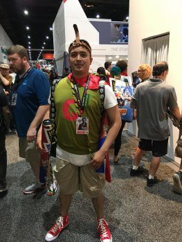 Check Out Some Awesome Cosplay From SDCC 2017's Preview Night
