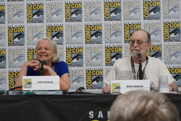 Spotlight On Walt Simonson At San Diego Comic-Con — With Plenty Of Louise, Too