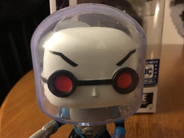 Batman The Animated Series Funko Legion of Collectors Box Mr. Freeze Pop 4