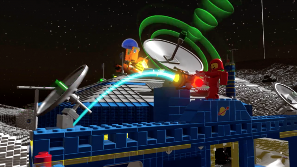 "Lego Worlds' Just Got Their New ""Classic Space DLC"" Today"