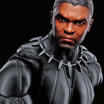 MARVEL LEGENDS SERIES 12-INCH BLACK PANTHER Figure (1)