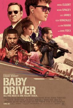 Edgar Wright Baby Driver
