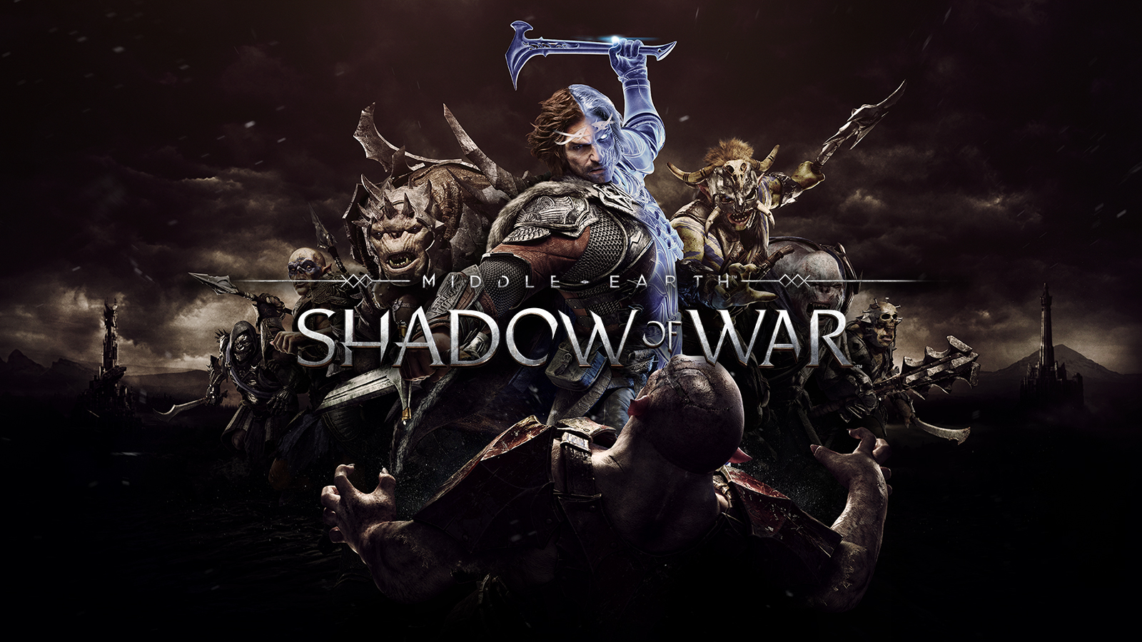 Shadow Of War S Official Launch Trailer Is Suitably Dramatic
