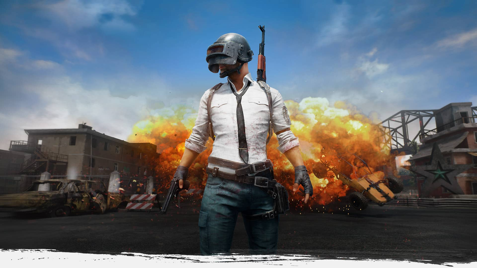 Don't Expect PUBG To Appear On The PS4 Anytime Soon