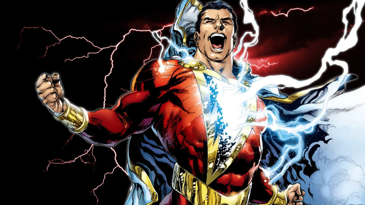 "David F. Sandberg Is ""Pretty Much Going Into Shazam! Right Away"""