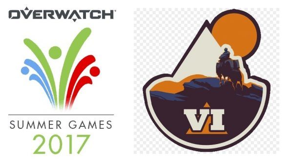 Summer Games 2020 Overwatch.Logos For Overwatch Season Vi Summer Games Revealed On
