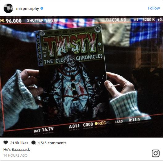 Image result for American Horror Story Season 7 Twisty