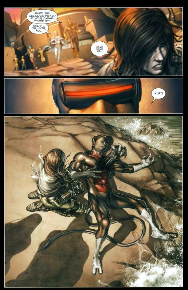 Is Nightcrawler Immortal Now? X-Men Gold #8 Preview Reveals All…