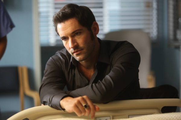 'Lucifer' EPs Henderson And Modrovich Explain How They Got Tom Welling To Join The Cast