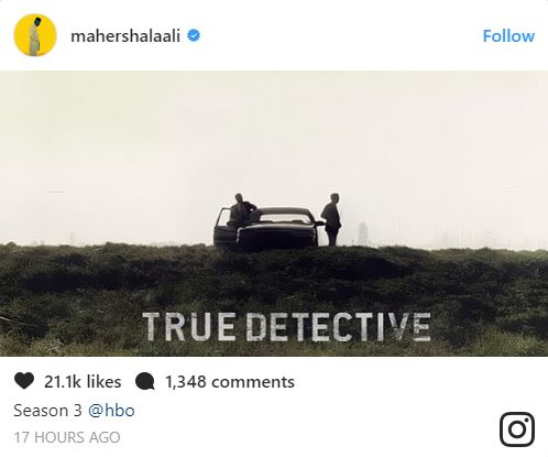 true detective mahershala ali scripts