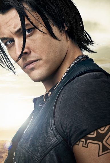 The Gifted - Thunderbird - Blair Redford