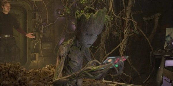Image result for guardians of the galaxy vol 2 teenage groot