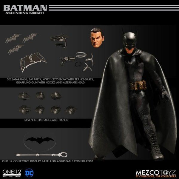 Batman Acending Knight One 12 Collective Figure 7