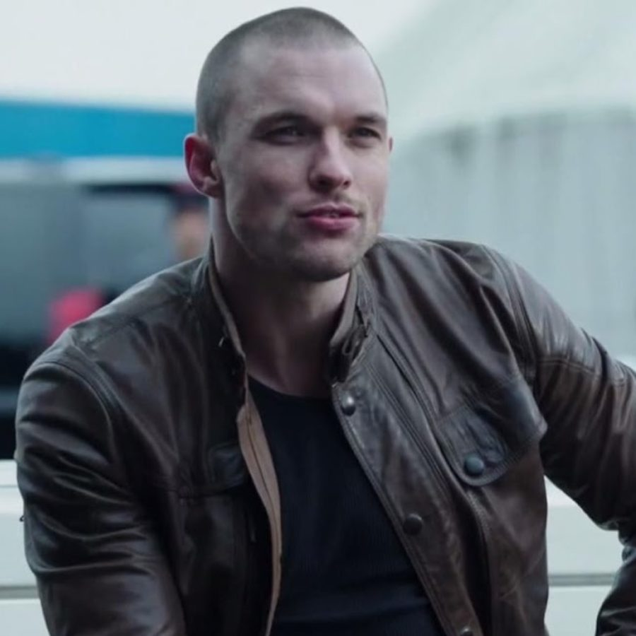 Deadpool S Ed Skrein Claws His Way Into The Hellboy Reboot