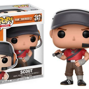 Funko Valve Pop Team Fortress 2 Scouts