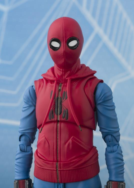 Figuarts Homemade Suit Spider-Man 10