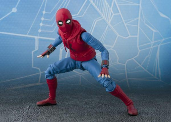 Figuarts Homemade Suit Spider-Man 3