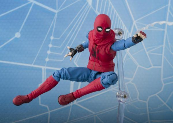 Figuarts Homemade Suit Spider-Man 8
