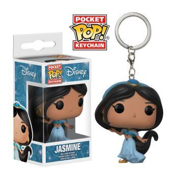 Funko Disney Pop Keychains jasmine
