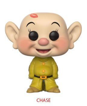 Funko Pop Disney Snow White Dopey Chase