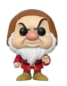 Funko Pop Disney Snow White Grumpy