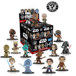 Funko Star Wars Mystery Minis Walmart 1