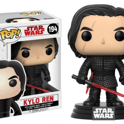 Funko The Last Jedi Pop Kylo Ren